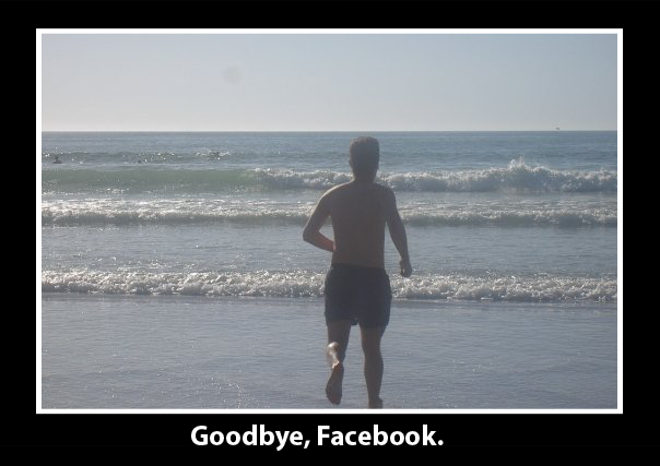 goodbye facebook addiction